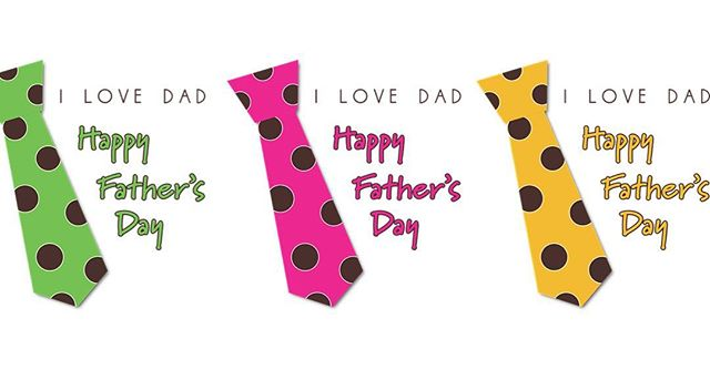 Happy Father's Day to all the wonderful Dads out there. Enjoy your day!!!