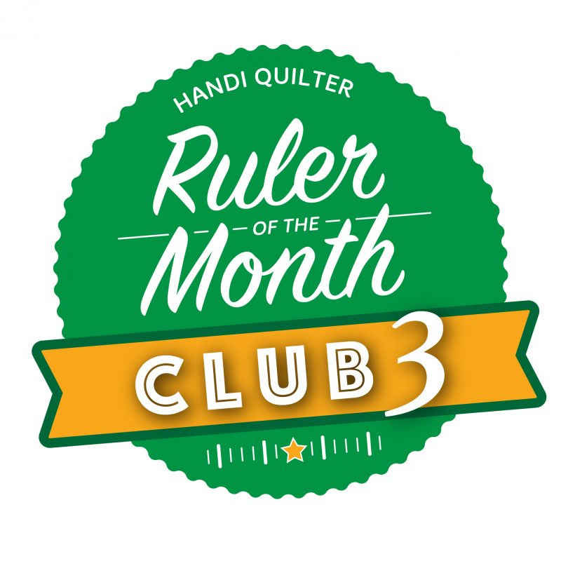 What to do after buying your HQ machine? Join the Ruler of the Month Club! - Class info here!