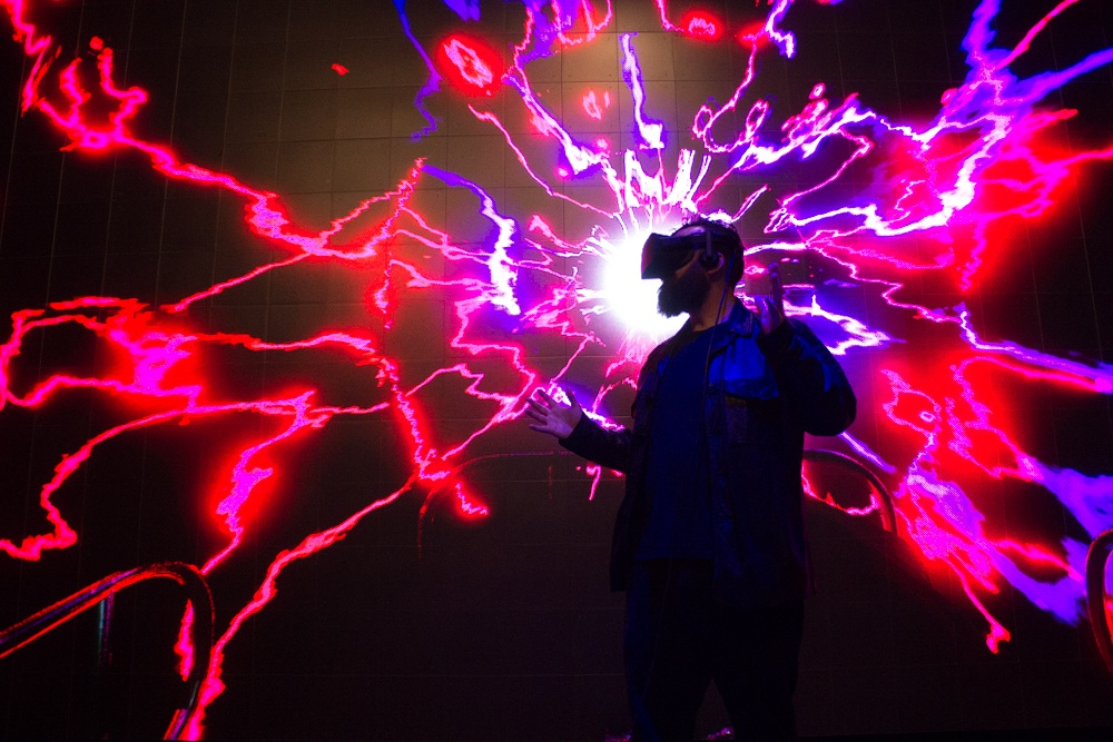 Jon Schnitzer Creator/Director/Producer/Co-Developer of FLATLINE VR