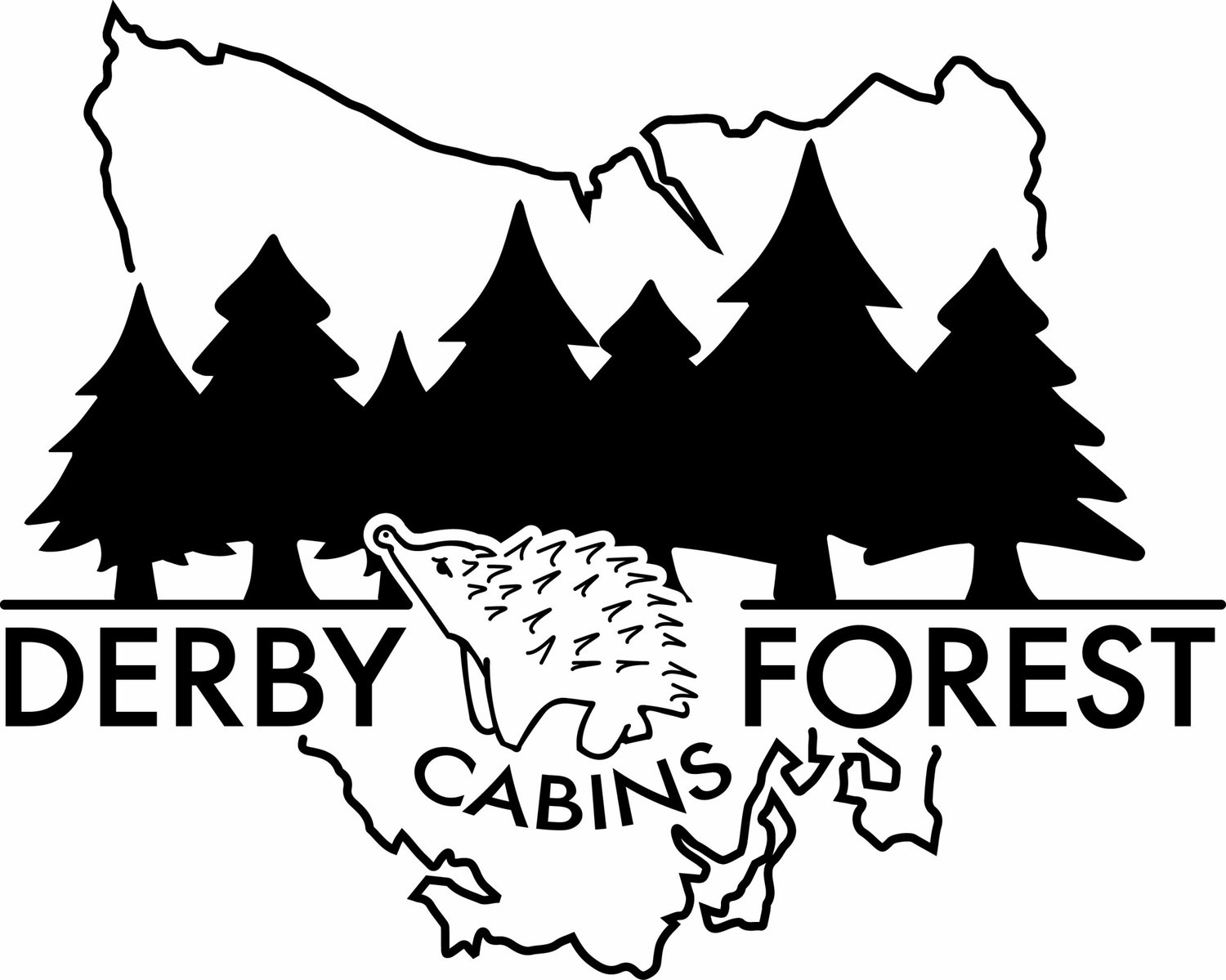 Derby Forest Cabins