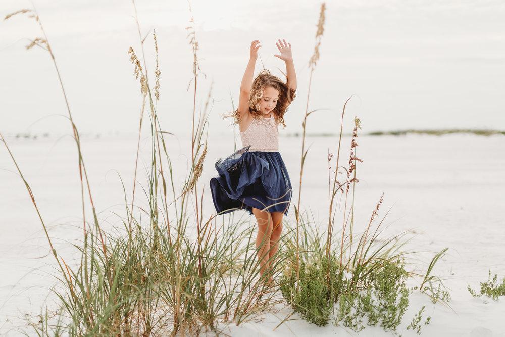 Siesta Key Beach Photographer | Siesta Beach Photographer | Siesta Key Photographer | Grace and Fire Photography