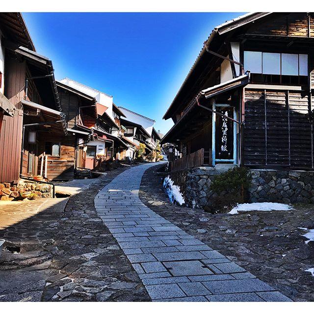 Kiso Valley Walk Series #valleytovalley #tsumagotomagone