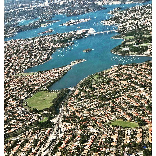 #Sydney to #Perth