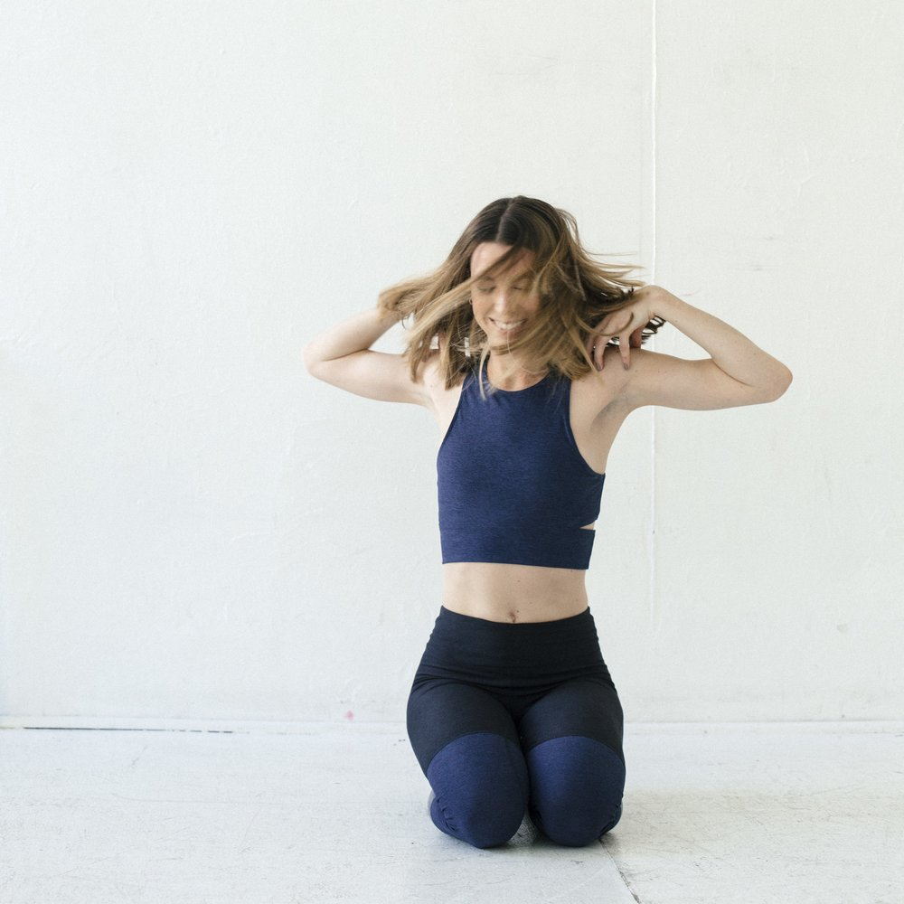 Group Classes - Yin Yoga Monday's 5:30 @ Sky Ting TriBeCa *check Sky Ting's schedule for weekly sub appearances
