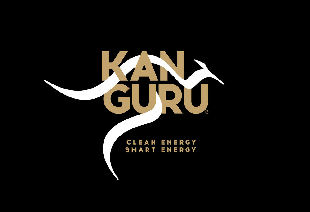 Kanguru – Clean Energy Smart Energy logo
