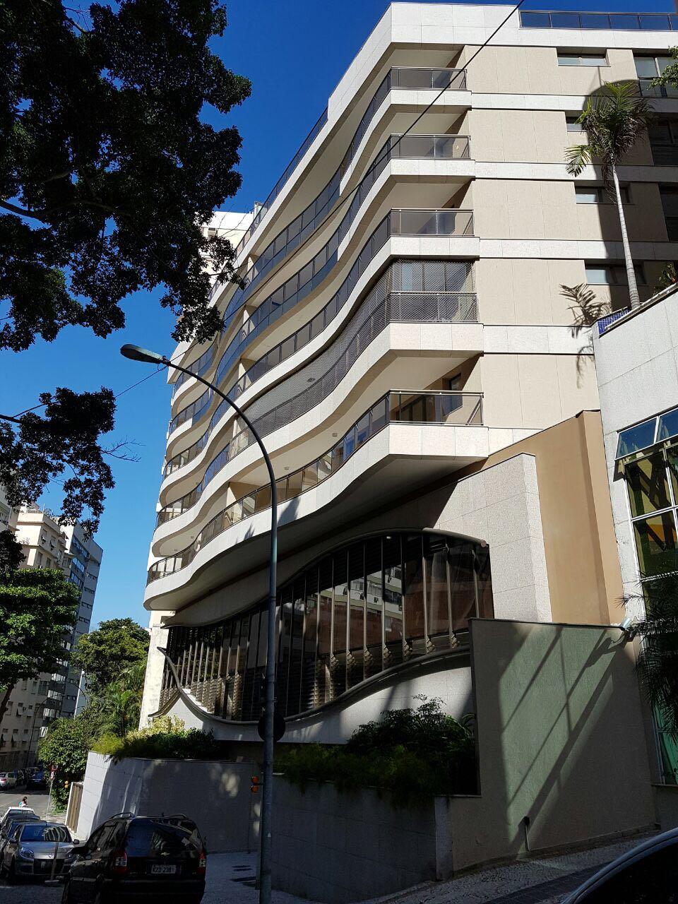 L'Écran    Rua Presidente Alfonso Lopes, 25 Lagoa - Rio de Janeiro Cliente: Brookfield A.T.C.: 5.722,80m²