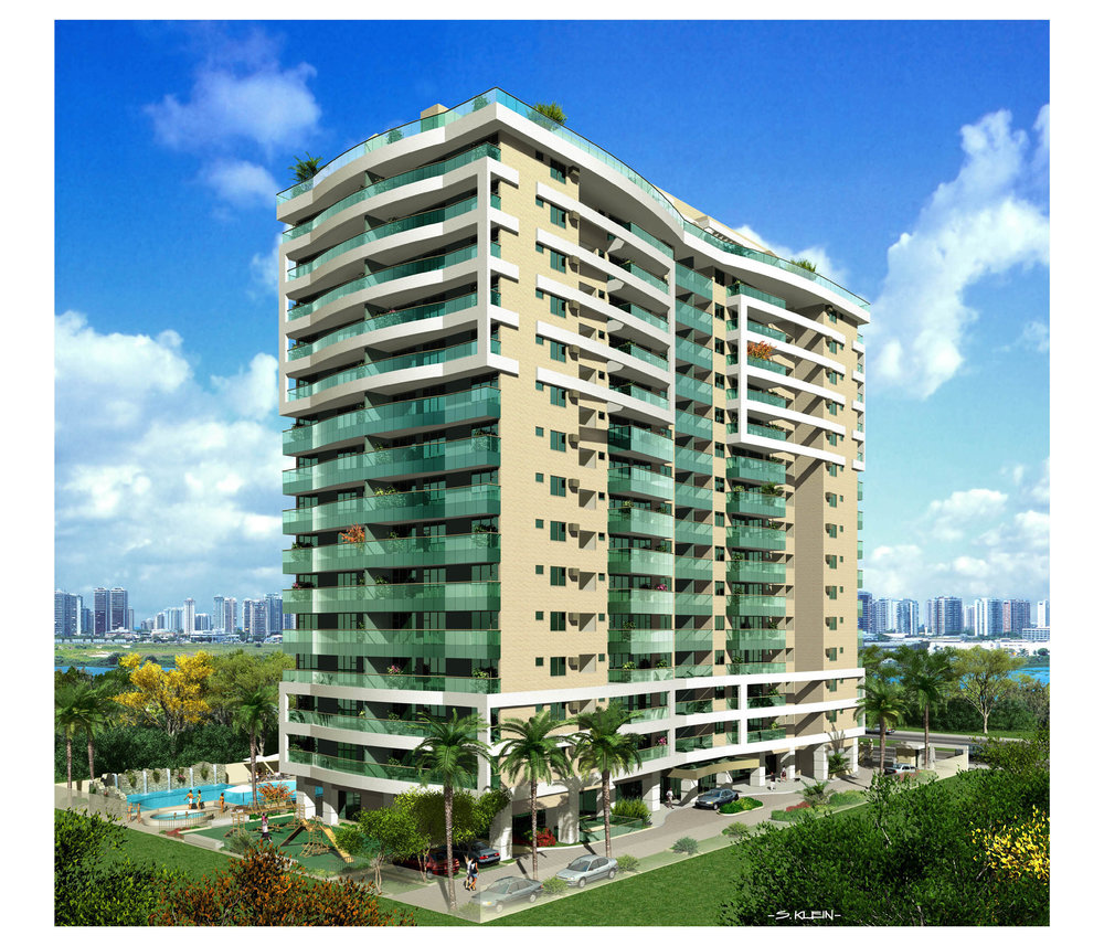Peninsula Style   Av. dos Flamboyants, 1.015 Barra da Tijuca – Rio de Janeiro Cliente: Cycohrp A.T.C.: 21.916,90m²