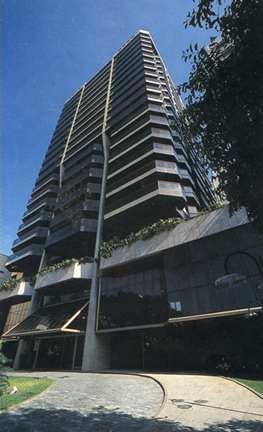 Country Residence Service    Rua Prudente de Morais, 1.700 Ipanema – Rio de Janeiro Cliente:Gomes de Almeida Fernandes Imobiliária S/A. A.T.C.:22.000,00m²  Ano: 199- –Projeto desenvolvido nos escritórios Musa: Edison Musa Arquitetura e Construção Ltda