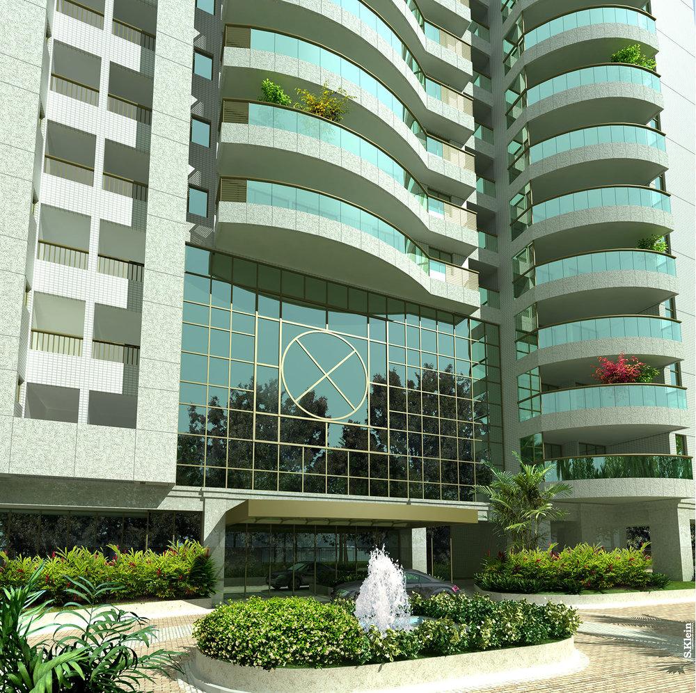 Palais de Nice   Av. Lúcio costa, 3.360 Bloco 7 Barra da Tijuca – Rio de Janeiro Cliente: Cycohrp A.T.C.: 31.182,19m²