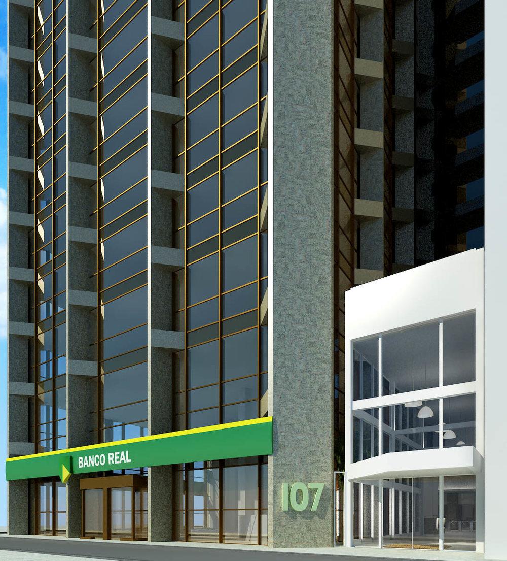 Edifício Comercial   Endereço: Rua do Ouvidor, 107 Centro – Rio de Janeiro Categoria: Retrofits Cliente: Método A.T.C.: 7.801,52m²