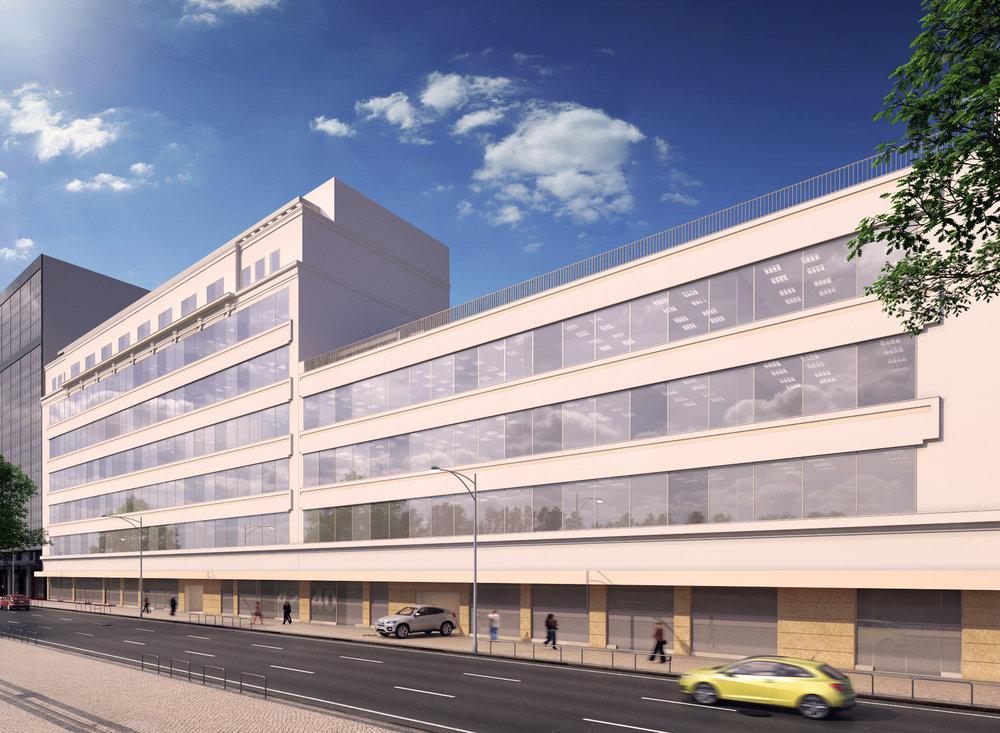 Edifício Comercial   Rua Dom Gerardo, 40 e 42 Centro – Rio de Janeiro Categoria: Retrofits Cliente: Opportunity A.T.C.: 2.792,92m² (nº 40) e 6.928,89m² (nº 42)