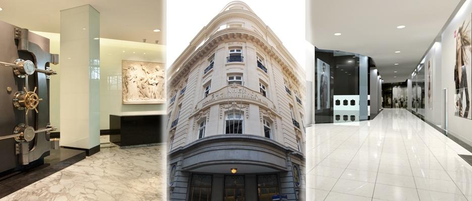 Edifício Galeria   Endereço: Rua da Quitanda, 86 Centro – Rio de Janeiro Categoria: Retrofits Cliente: Tishman Speyer A.T.C.: 28.402,03m²