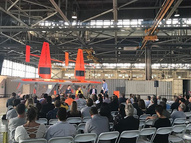 Panel: The East Bay's Evolving Tech Manufacturing Sector #saildrone #alamedapoint #alameda