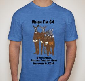 AZ Hunt Shirt.2014