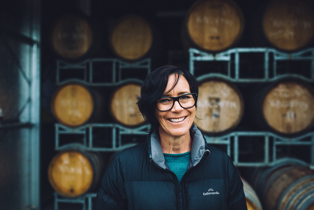 Lisa Sartori (wine producer, VIC)