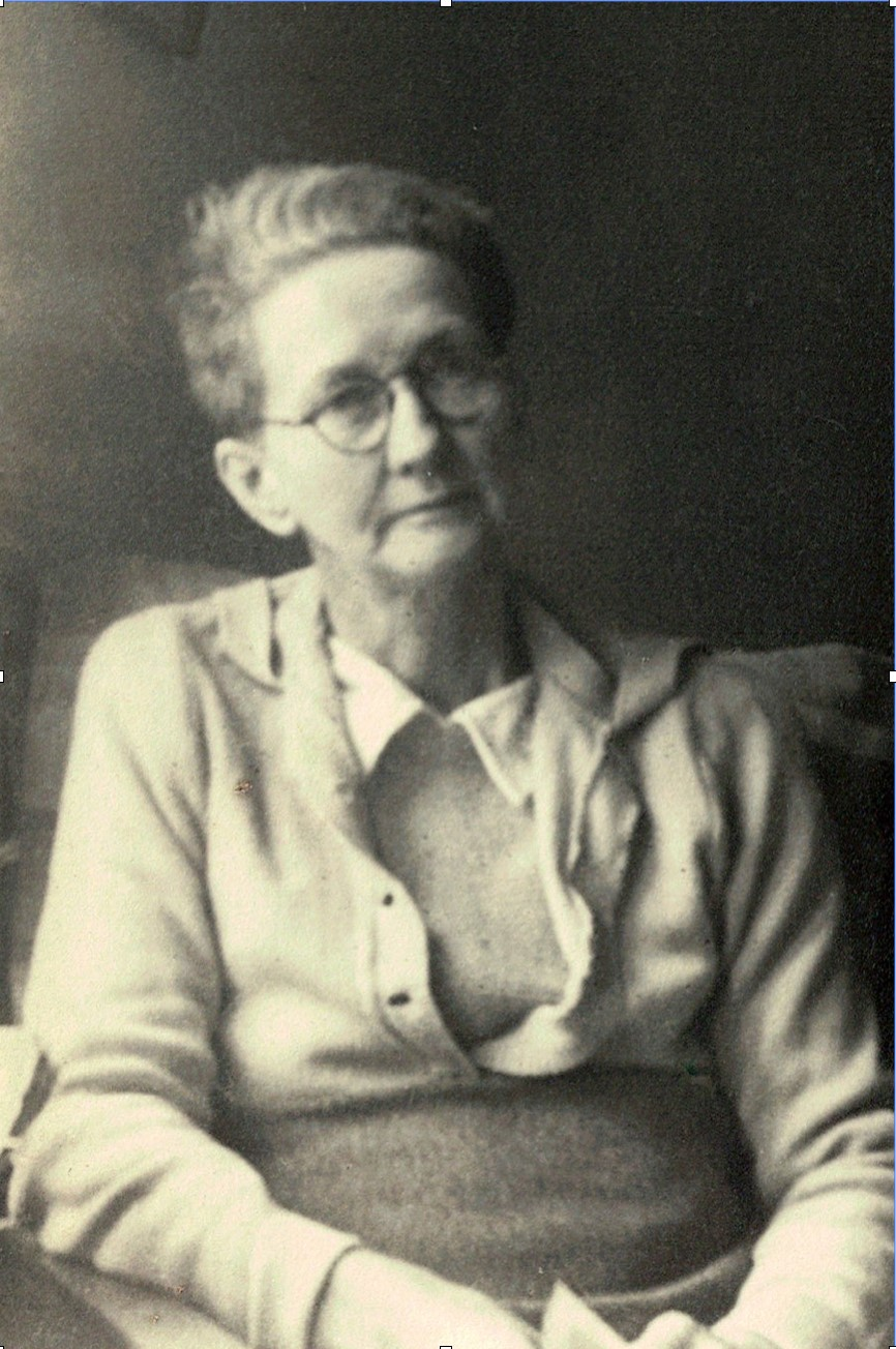 Ileen Macpherson in later life (private collection), Image supplied by John Paull.