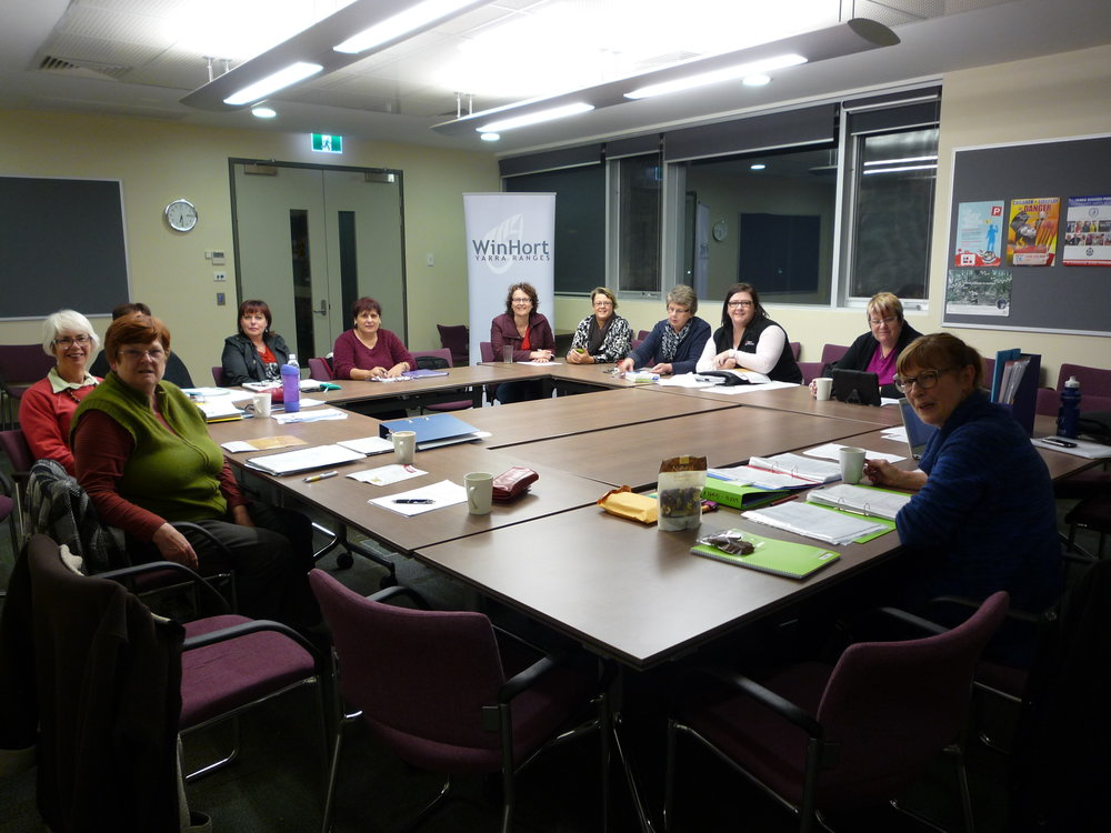 Healesville Women on Farms Gathering organising committee, 2015, image supplied.