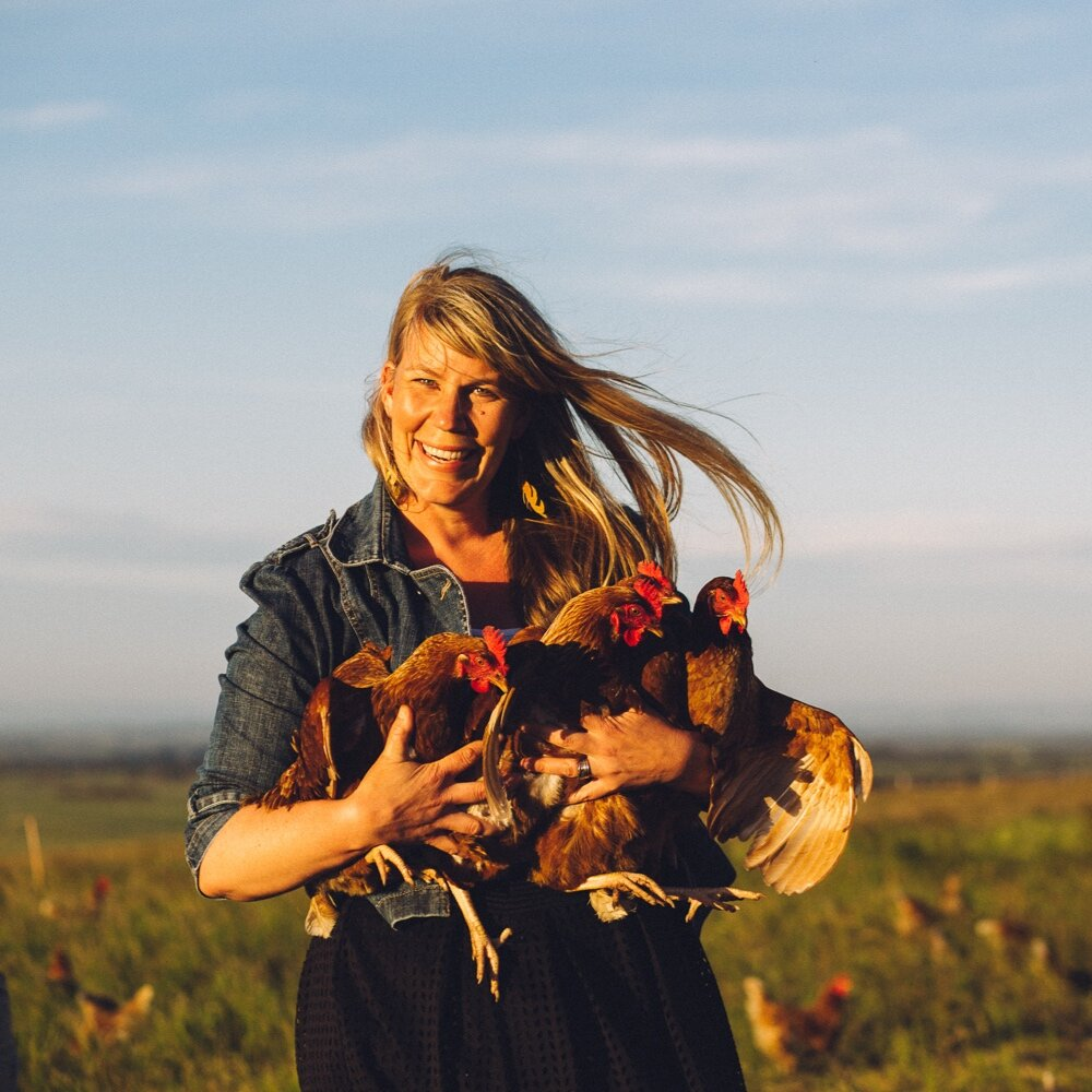 Amy Paul (egg farmer, VIC)