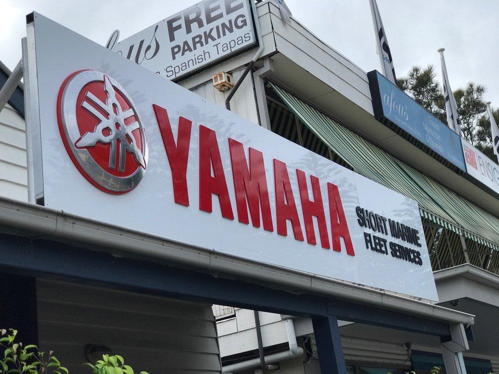 Yamaha Outboard Service
