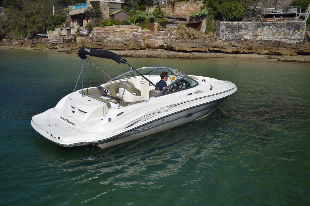 Used boat sales Sydney