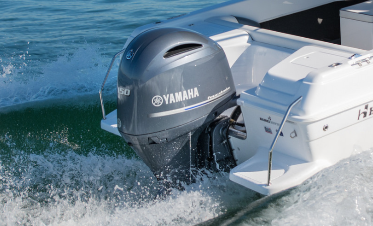 Yamaha Outboards 4 Stroke Range