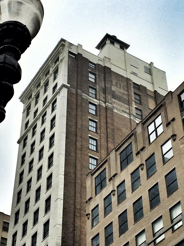 Steger Building, 230 S. Wabash