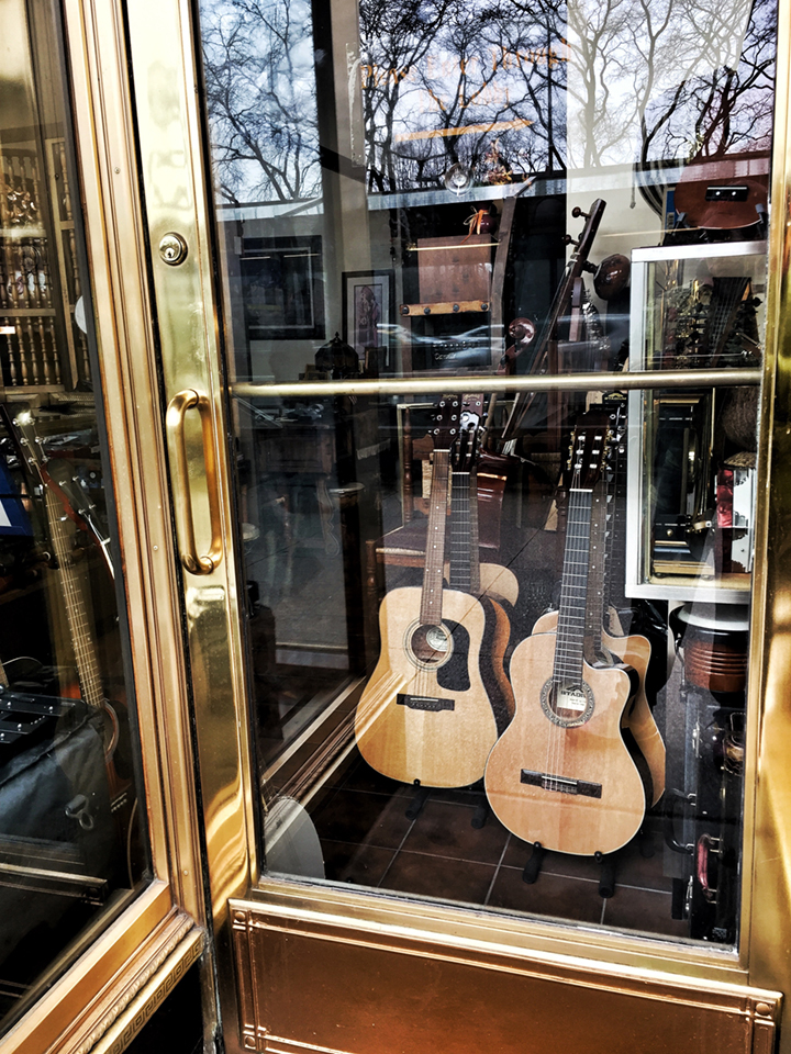 Beautiful guitars!
