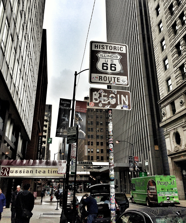 Did you know Route 66 starts here?!