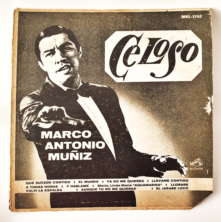 Marco Antonio Muniz, Celoso, 1967