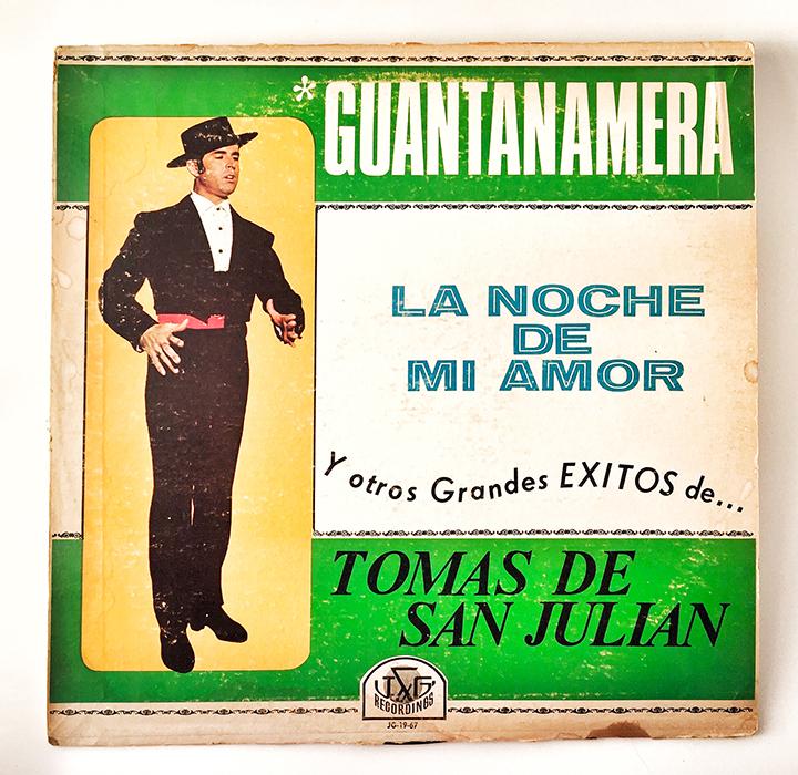 Tomas De San Julian, 1967