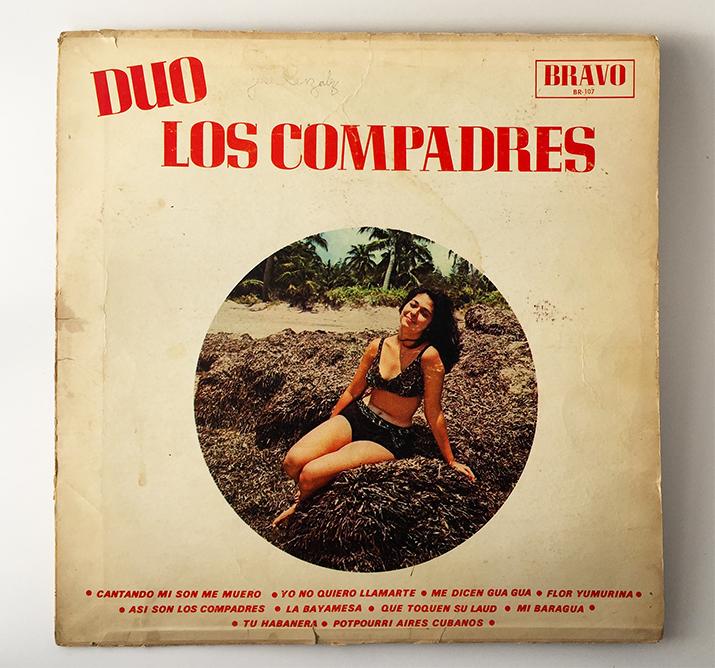 Duo Los Compadres, front