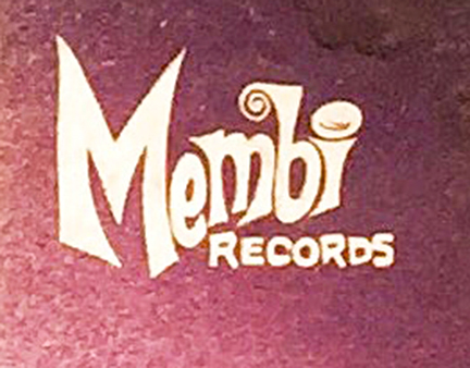 The Membi Records logo seems to be dancing.
