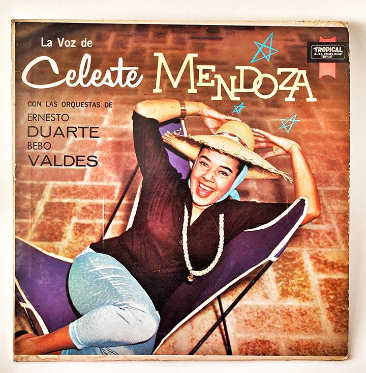 La Voz de Celeste Mendoza