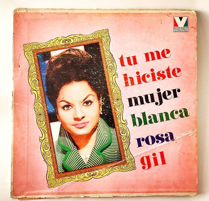 Tu Me Hiciste Mujer, Blanca Rosa Gil, front