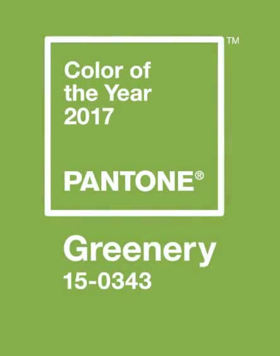 As I made my way through the Art Institute of Chicago's galleries, I thought about how the color green is still quite prominent in modern culture; it was chosen by Pantone for the color of 2017! At first, I balked at this selection. I thought that green was a bit passé and certainly not a good 'modern' choice for our current times. I was wrong. Green SHOULD be the color for our times, as is represents nature and organic systems/elements.