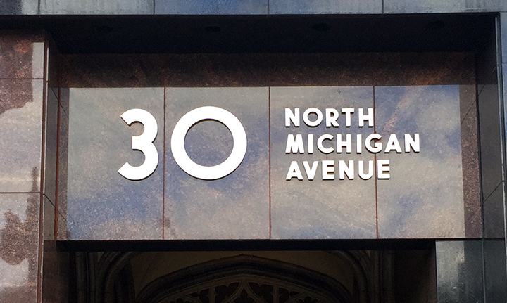 30 North (detail)