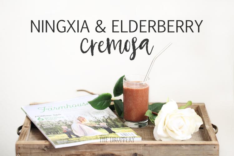 NingXia & Elderberry Cremosa