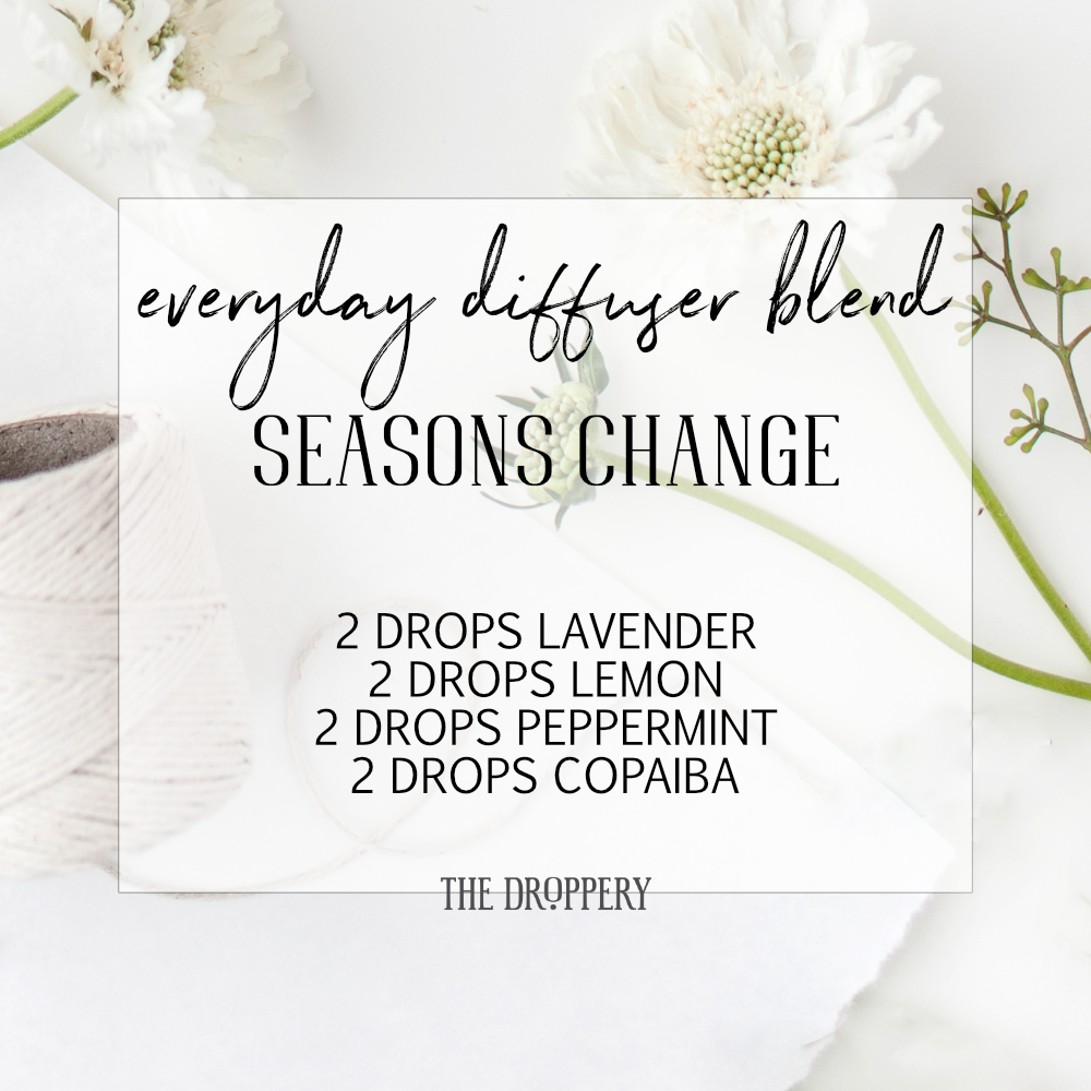 New seasons come with exciting and not-so-exciting changes. This is your perfect companion for entering into new seasons with a clear head!