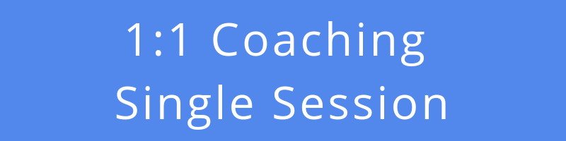 $300 - 60 minute sessionCall recordingPersonalized CoachingEmail access