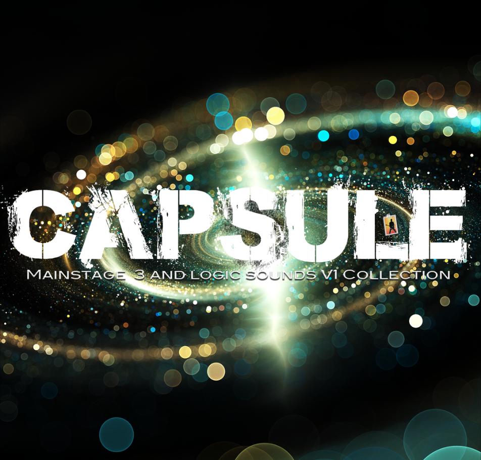 Capsule V1 — Creative Worship Sounds