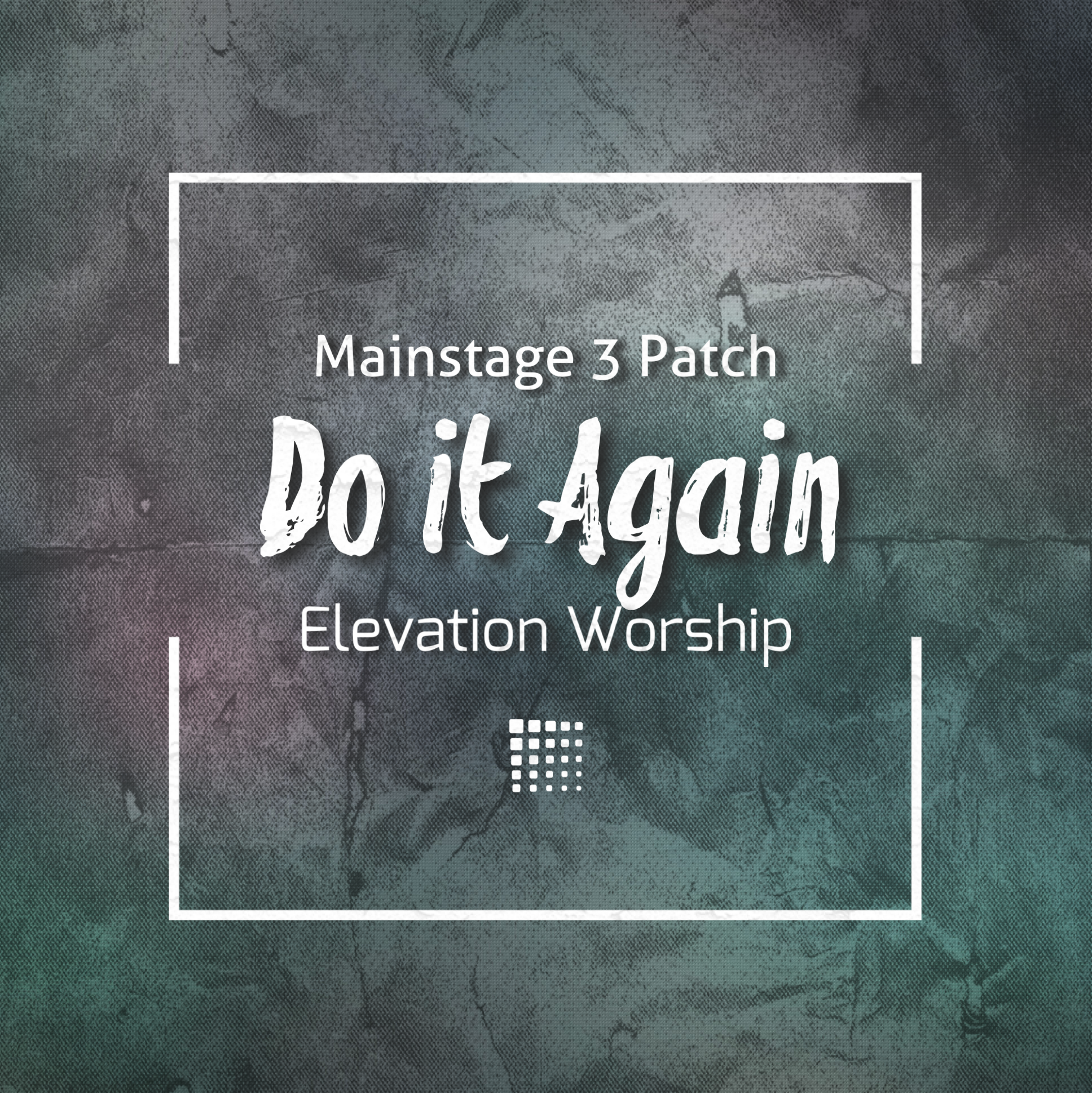 Do it Again-Bb and B — Creative Worship Sounds