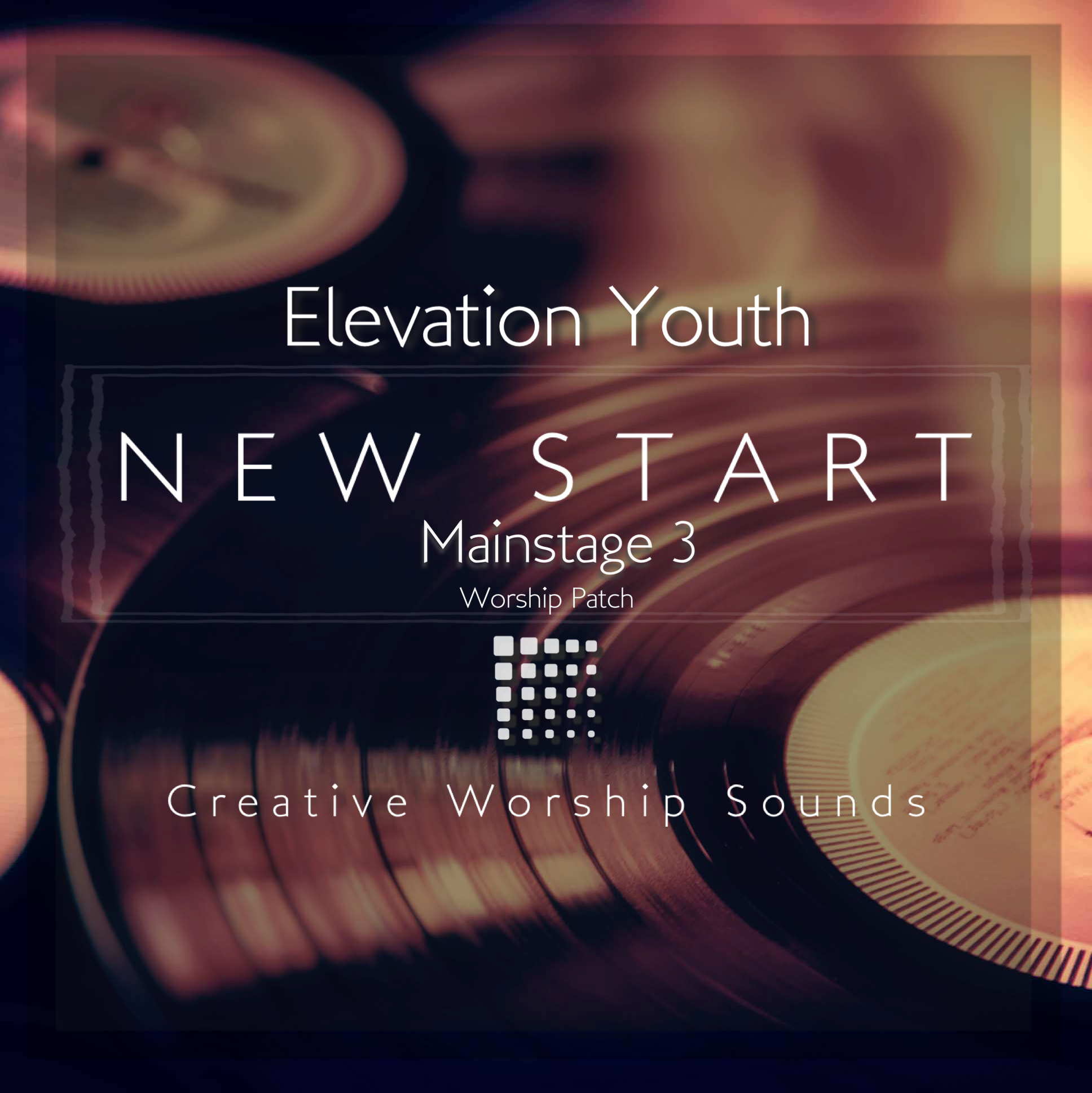 New Start-C-G — Creative Worship Sounds