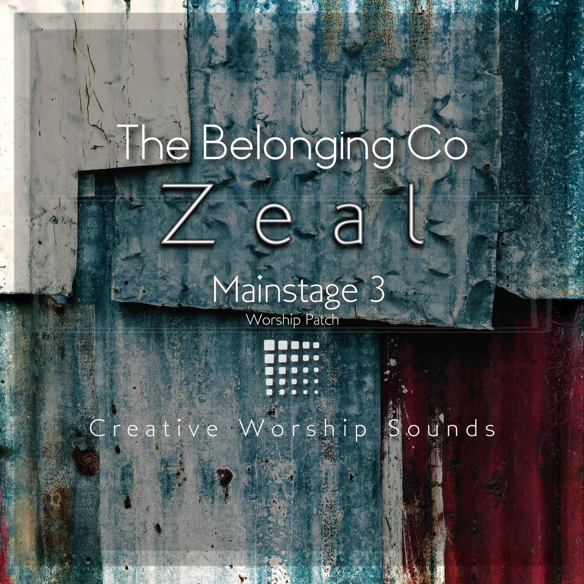 Zeal-D — Creative Worship Sounds