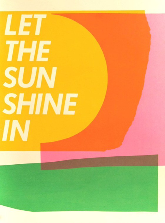 Let the Sun Shine In :: Revolution Now, 2015