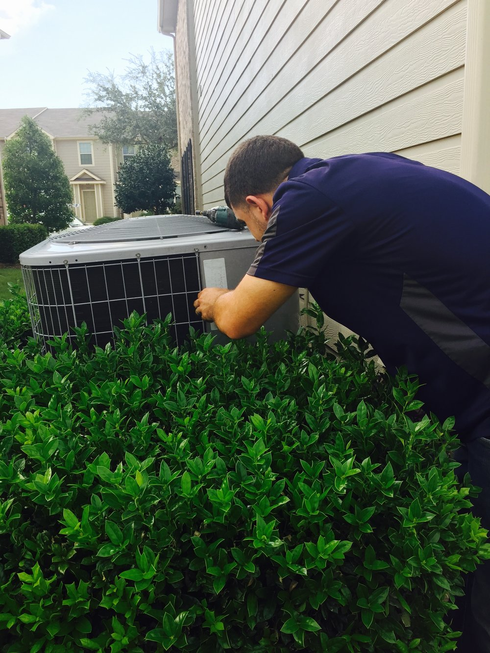 The best AC repair guy ever!