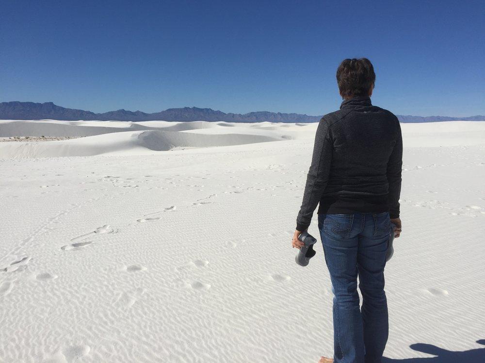 Bev White Sands.JPG