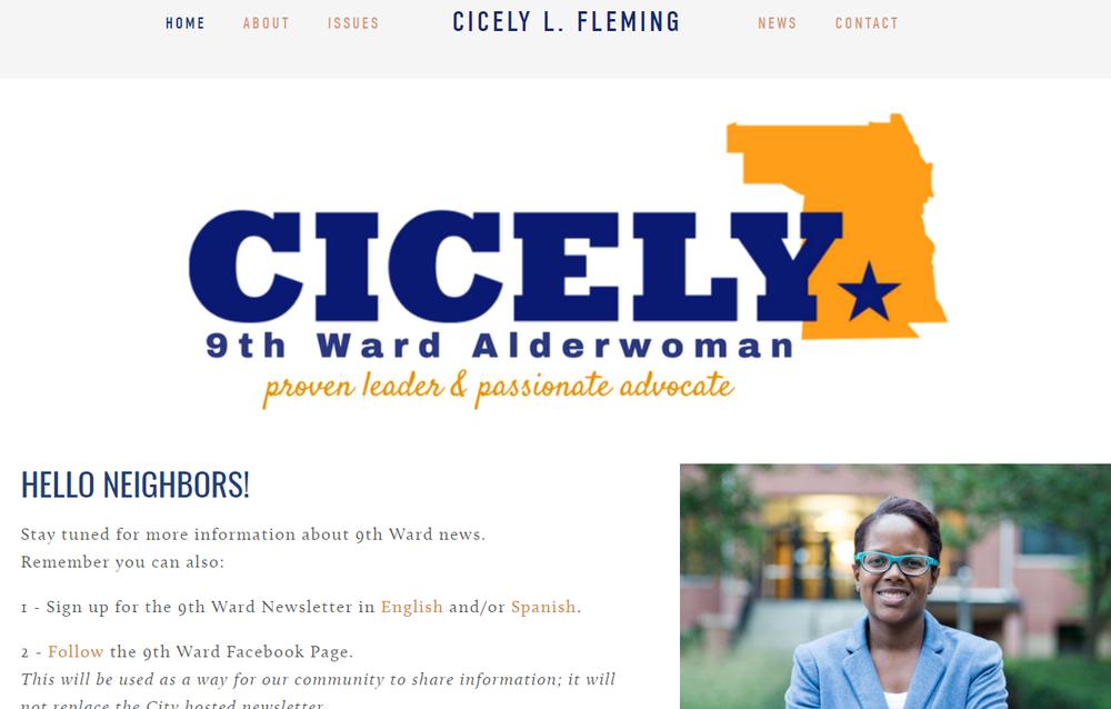 www.cicelylfleming.com