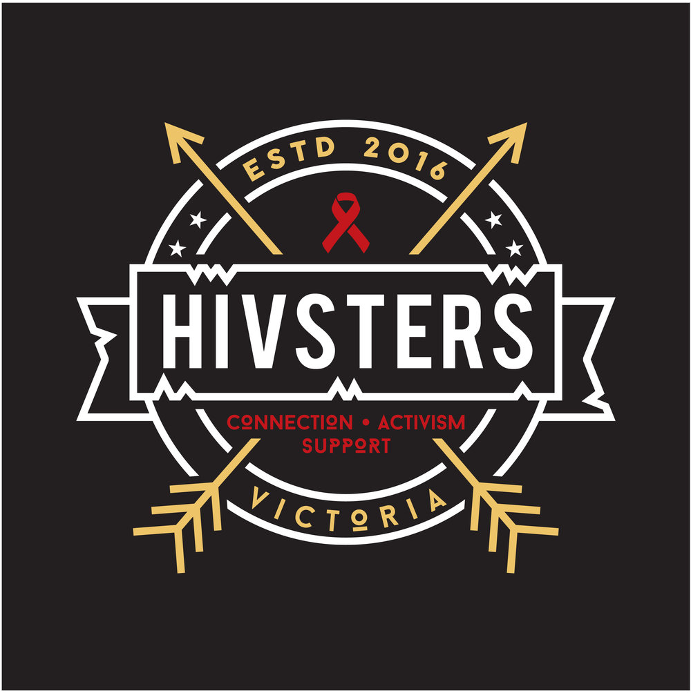 The HIvsters logo