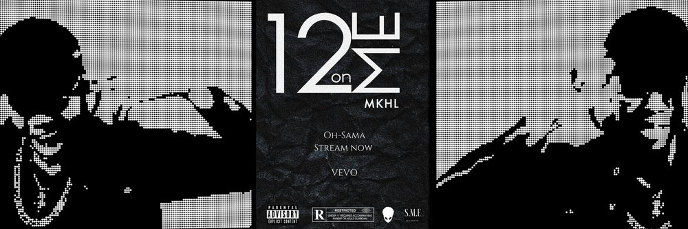 "MKHL premiers the music video for ""12 on me"" on VEVO with Elevator mag"