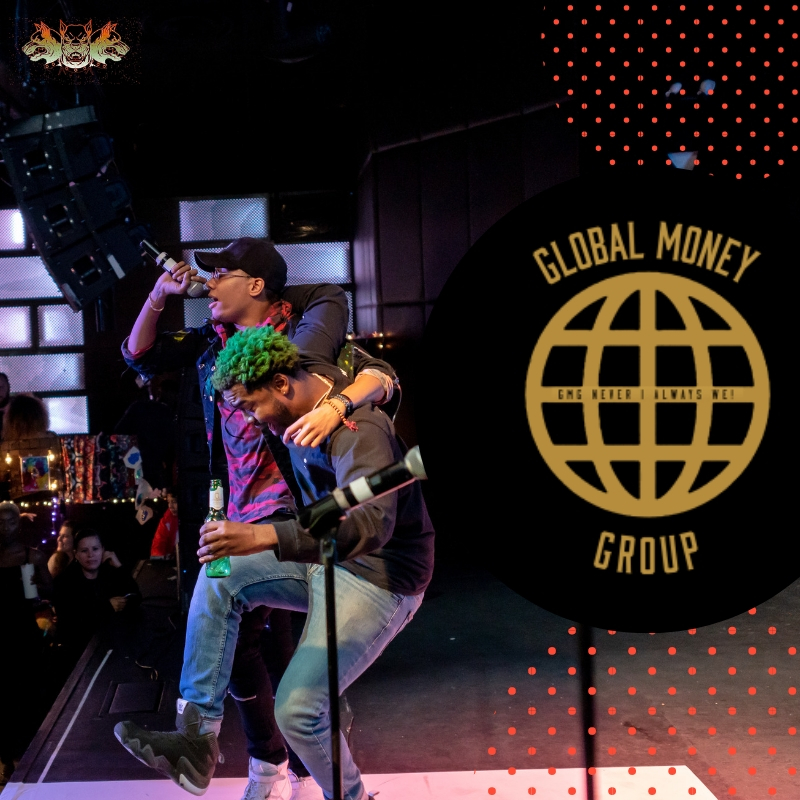 "GLOBAL MEDIA BLOG - ""MKHL brings plenty of flavor to this track with his braggadocios charismatic style that fits perfectly over this bass filled production with plenty of bounce…"""